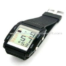 Plastic Digital LCD Watch images