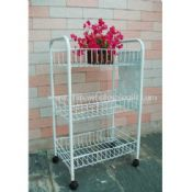 Storage Cart with Wheel images