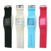 Silicone sports watch images