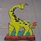 Giraffe growth chart images