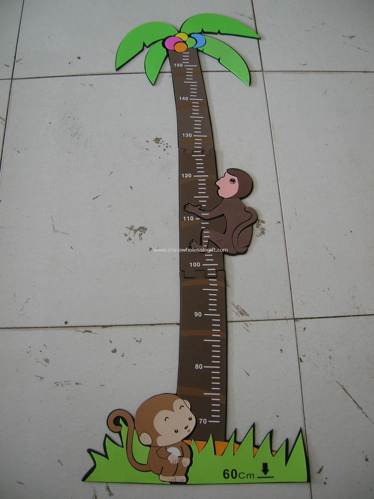 Maymun büyüme grafiği