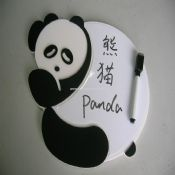 Panda writing board images