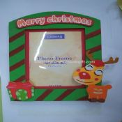 Christmas photo frame images
