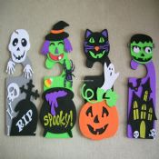EVA Hallowmas Door Hanger images