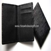 PU card holder wallet images