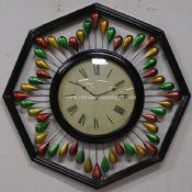 Metal clock images