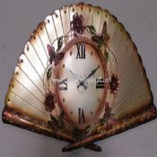 Metal art clock images