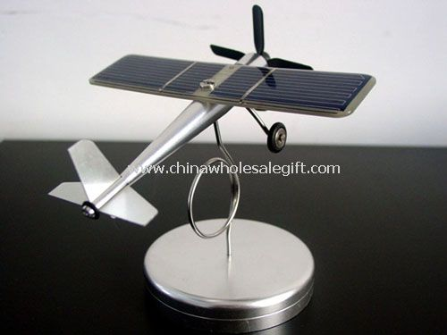 Solar Energy Airplane
