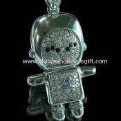 Jewelry man shape USB Flash Drive images