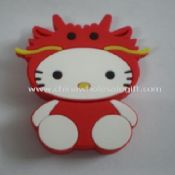 Cartoon silicone USB Flash Drive images