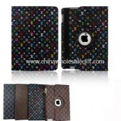 360 degrees rotation ipad2/3 leather case images