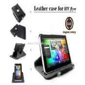 Executive Leather Cases for HTC Flyer images