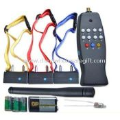 Remote control dog training SOUND /STATIC SHOCK collar / 3 DOG images