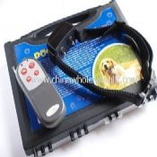Remote control dog training VIBRATION, SHOCK, SOUND, LASER collar images