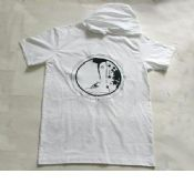 Men cotton printing t-shirt images