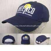 100% Twill Cotton Basebll Cap with Contrast Panel images