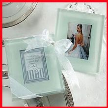 glass photo coaster images