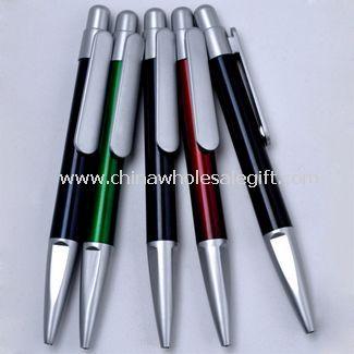 Click action ball pen
