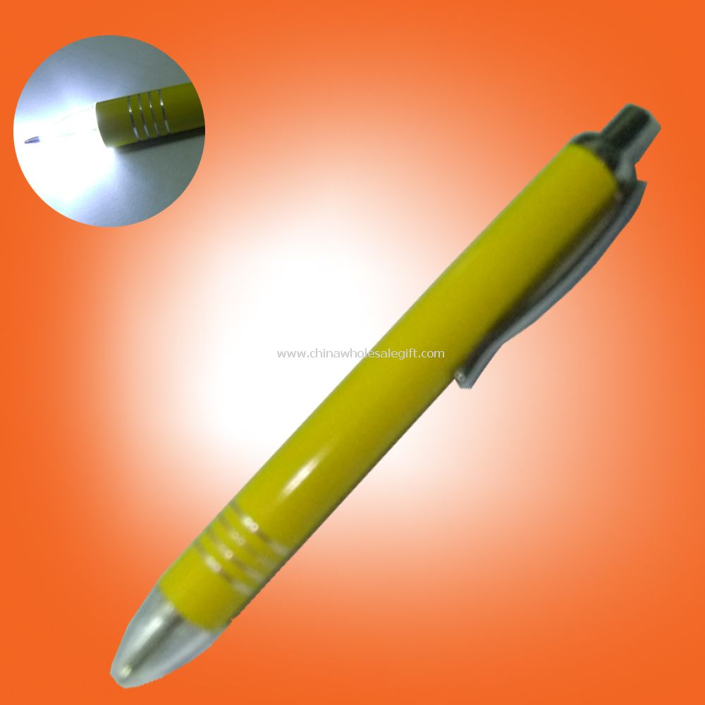 يمكن كتابة القلم الضوء LED في مكان مظلم