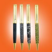 PU Leather ballpoint pen for business gift images