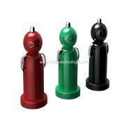 Dual mini USB car charger for ipad/iphone/mobile phone/MP3 images