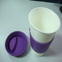 Silicone Coffee cup cover images