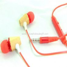 Bamboo Earphone images