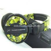 Green cami bluetooth headphone images