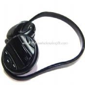 Sport wireless neckband headphone images