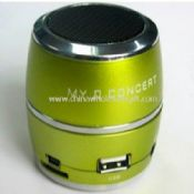 Aluminum alloy material Mini Speaker images