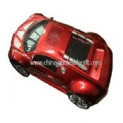 Car shape mini speaker Support MP3/Mobile/Computer/Ipod/TF Card/U Disk images