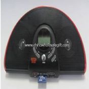 Plastic Mini Speaker Support MP3/Mobile/Computer/Ipod/TF Card/U Disk images
