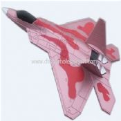 Airplane shape TF card and USB Drive Reader speaker images