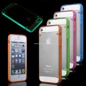Clear Transparent Luminous Style Case For iPhone5 images