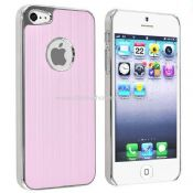 Luxury Metal Aluminum Chrome Hard Case For iPhone 5 images