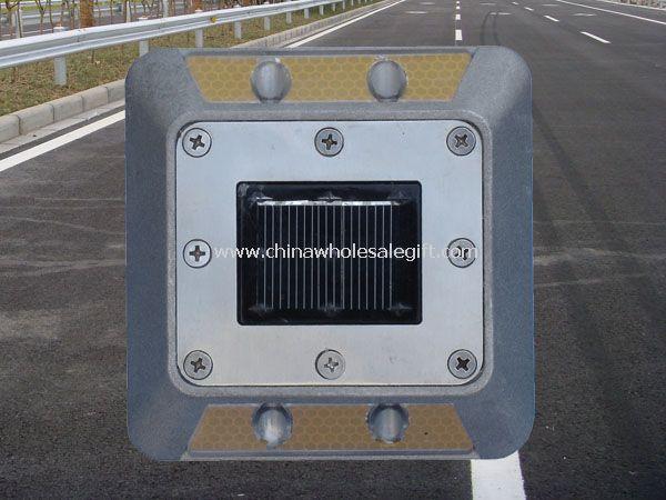 4 led Solar Straße Stollen