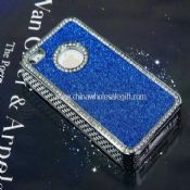 Luxury Bling Glitter Hard Cover For iphone4 images