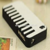 piano silicone case for iphone4 4S images