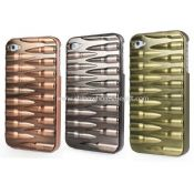 Fashion 3D Bullet Model Back Case Cover For Apple iPhone 4 4G 4S images