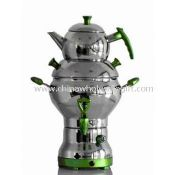 STAILESS STEEL SAMOVAR images
