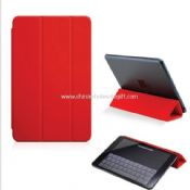 PU Leather Magnetic Smart Slim Cover for Apple iPad Mini images