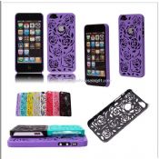 iPhone5 rose 3D hollow hard case images