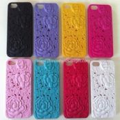 Rose 3D Sculpture Hard Case For iPhone5 images