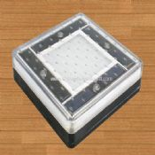 solar square ground light images