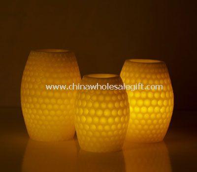 Led lantern wax Candle