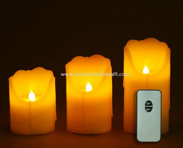 LED Remote-Control Candle