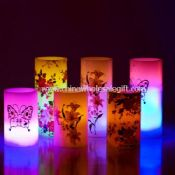 Led Decal Candle images