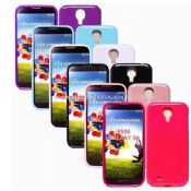 Colorful Hard Plastic TPU Case Skin Cover for Samsung GALAXY S4 i9500 images