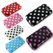 Dot Design TPU Gel Case for Samsung Galaxy S3 i9300 images
