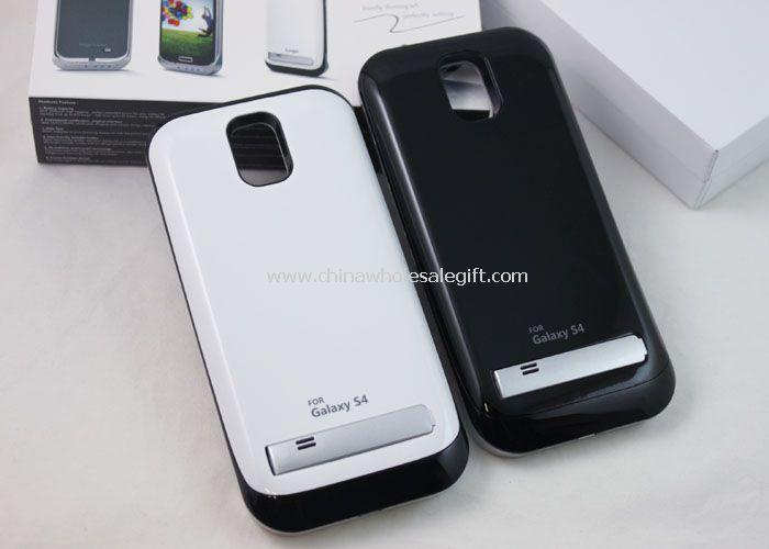 Aluminium Power Bank 3200 MAH External Battery Case For Samsung Galaxy S4